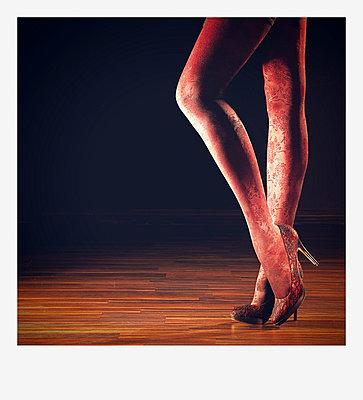Red Heels - p5870242 von Spitta + Hellwig