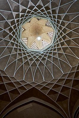 Windturm Dolat Abad Garten - p1146m1445185 von Stephanie Uhlenbrock