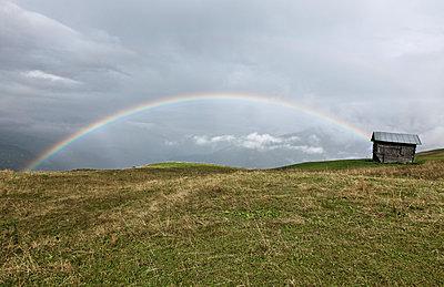 Regenbogen  - p1599m2168911 von Sandra Bergemann