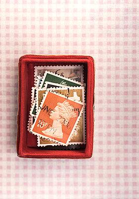 Stamps  - p971m1006852 by Reilika Landen