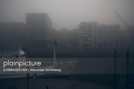 Hamburger Hafen - p1696m2291364 von Alexander Schönberg