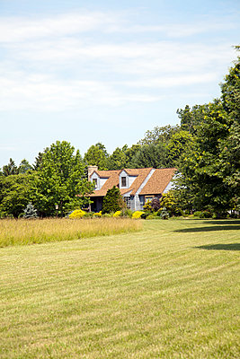 Einfamilienhaus auf dem Land in Pennsylvania - p1248m1491865 von miguel sobreira