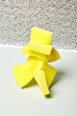 Yellow solid foam - p1673m2260782 by Jesse Untracht-Oakner