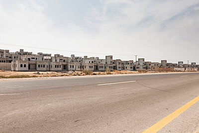 Unfinished buildings in Oman II - p834m885802 by Jakob Börner
