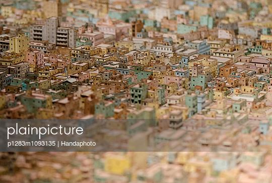 Pequeña habana, Modell - p1283m1093135 von Handaphoto