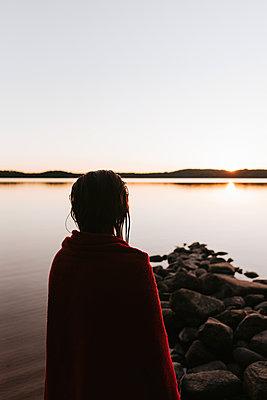 Sommer am See - p1507m2168050 von Emma Grann