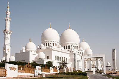 Scheich Zayed Moschee - p1273m1467583 von melanka