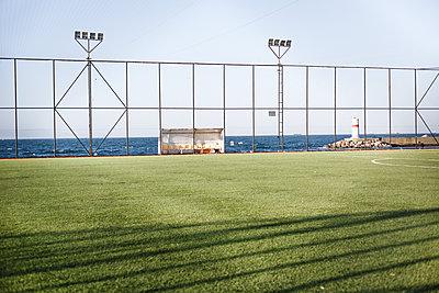 Fußballplatz in Istanbul - p1357m1486615 von Amadeus Waldner