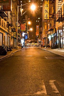Chinatown New York - p5690112 von Jeff Spielman