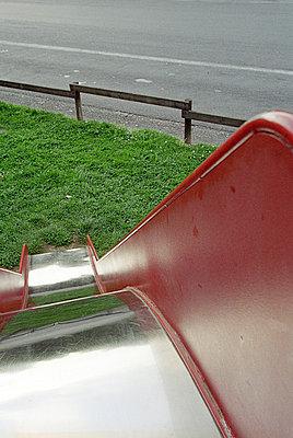 Unbenutzte Rutschbahn - p4140197 von Volker Renner