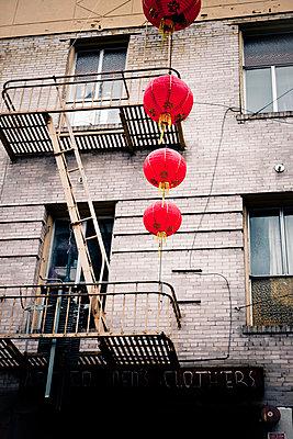 Chinatown - p795m912254 von Janklein