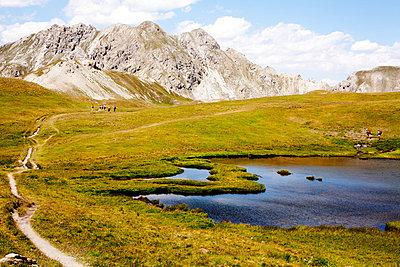 Alpen - p940m731614 von Bénédite Topuz