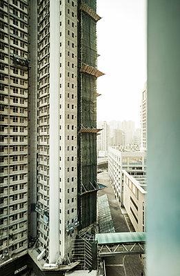 Hongkong Wohnen - p1202m1061247 von Jörg Schwalfenberg
