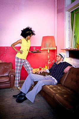 Verliebt im Club - p6800156 von Stella Mai