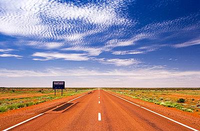 Australian highway - p7720015 by bellabellinsky