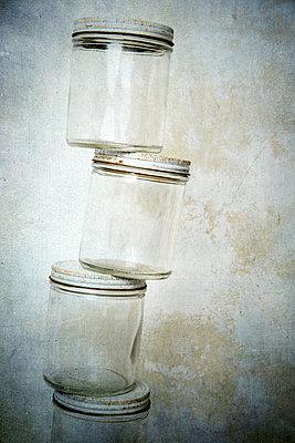 Alte Einmachgläser - p451m1537802 von Anja Weber-Decker