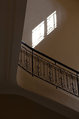 Staircase in Paris  - p873m1193695 by Philip Provily