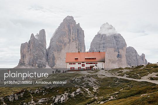 Drei Zinnen Hütte I - p1357m2150502 von Amadeus Waldner