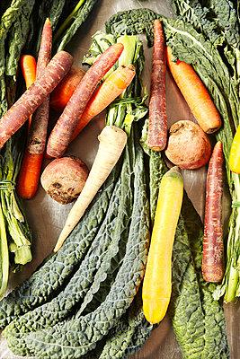 Vegetables - p1134m949235 by Pia Grimbühler