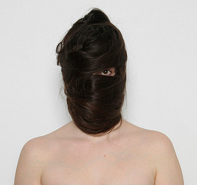Hair Balaclava - p969m917931 by Alix Marie