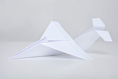 Papierflieger - p4541000 von Lubitz + Dorner