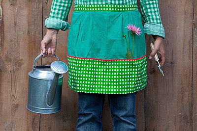 Gärtnerin - p454m739714 von Lubitz + Dorner