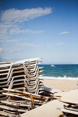 Strandliegen - p772m1152825 von bellabellinsky