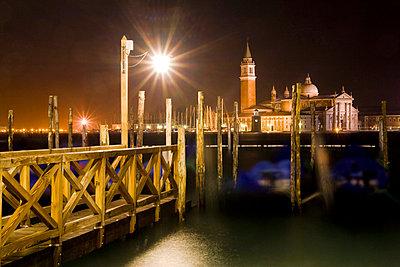 Venedig bei Nacht  - p3300151 von Harald Braun