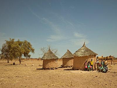 Burkina Faso - p390m813074 von Frank Herfort