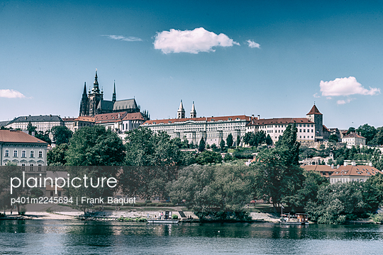Prague - p401m2245694 by Frank Baquet