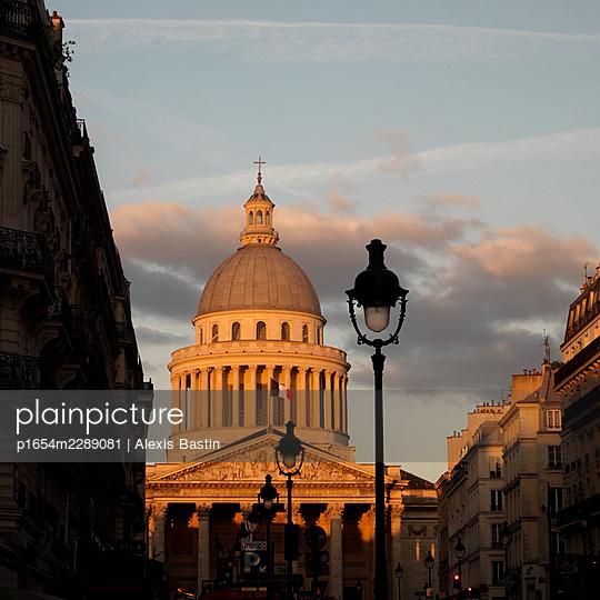 Pantheon - p1654m2289081 von Alexis Bastin