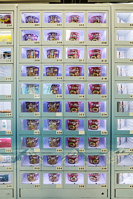 Lebensmittelautomat - p1243m1060429 von Archer