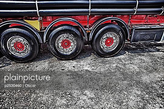 Feuerwehrauto - p2530460 von Oscar
