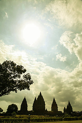 Temple complex Prambanan - p1038m1515003 by BlueHouseProject
