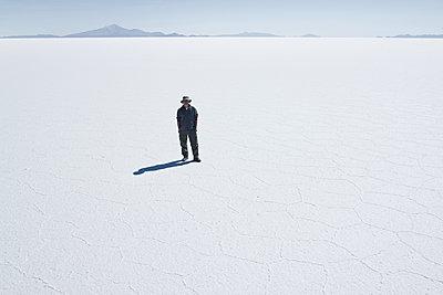 Salar de Uyuni, Bolivien - p1217m1090601 von Andreas Koslowski