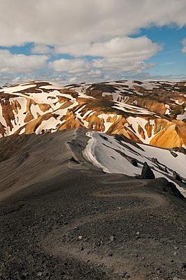 Landmannalaugar - p470m1481714 von Ingrid Michel