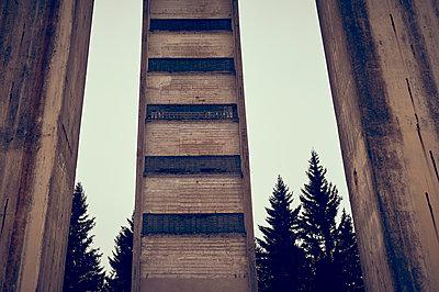 Unter der Sprungschanze - p900m1539805 von Michael Moser