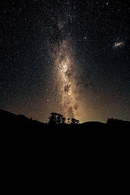 Milchstraße in Neuseeland - p1455m2203666 von Ingmar Wein