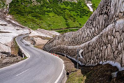 Switzerland, Valais, Nufenen Pass - p300m2013053 by Stefan Schurr
