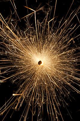 Sparkler - p401m770176 by Frank Baquet