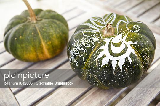Pumpkins - p1146m1042006 by Stephanie Uhlenbrock