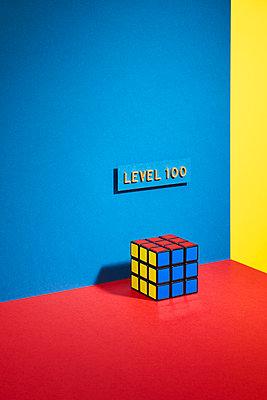 Zauberwuerfel Level 100 - p1378m1497451 von Volker Lammers