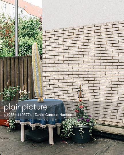 Gartenmöbel - p1085m1123774 von David Carreno Hansen