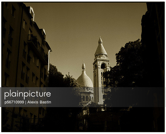 Sacre Coeur - p56710999 von Alexis Bastin