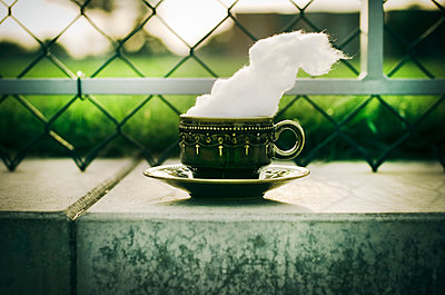Cup of Coffee - p1670m2253289 by HANNAH