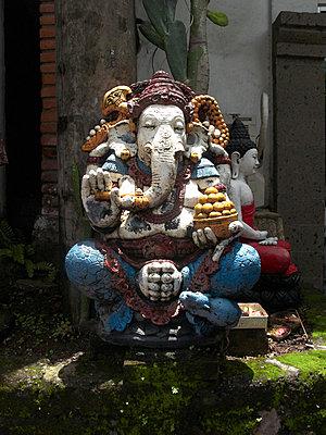 Ganesha - p887m1124802 von Christian Kuhn