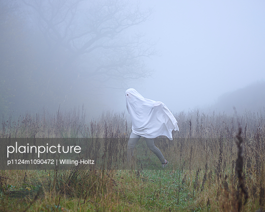Gespenst im Nebel - p1124m1090472 von Willing-Holtz
