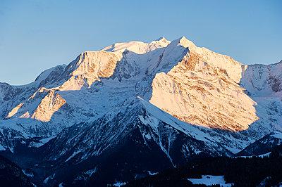 Montblanc - p1203m1071695 by Bernd Schumacher