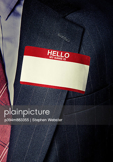 Hello - p394m883355 by Stephen Webster