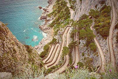 Via Krupp on Capri - p294m944500 by Paolo